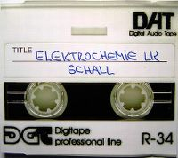 Cover Elektrochemie LK - Schall