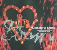 Cover Element Of Crime - Immer unter Strom