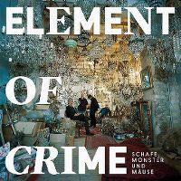 Cover Element Of Crime - Schafe, Monster und Mäuse
