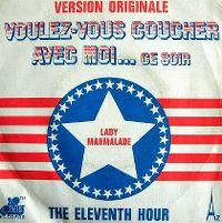 Cover Eleventh Hour - Voulez-vous coucher avec moi... ce soir (Lady Marmalade)