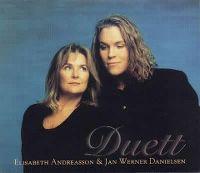 Cover Elisabeth Andreasson & Jan Werner Danielsen - Duett