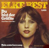 Cover Elke Best - Du bist der Größte