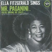 Cover Ella Fitzgerald - (If You Can't Sing It) You'll Have To Swing It (Mr. Paganini)