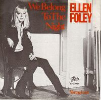 Cover Ellen Foley - We Belong To The Night