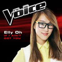 Cover Elly Oh - If I Ain't Got You