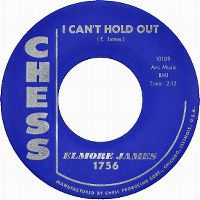 Cover Elmore James - I Can't Hold Out