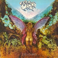 Cover Eloy - Colours