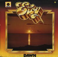 Cover Eloy - Dawn