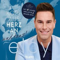 Cover Eloy de Jong - Kopf aus - Herz an