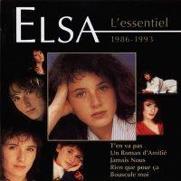 Cover Elsa - L'essentiel (1986-1993)