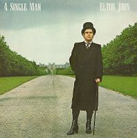 Cover Elton John - A Single Man