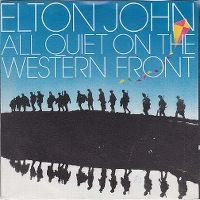 Cover Elton John - All Quiet On The Western Front
