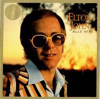 Cover Elton John - Alle hits
