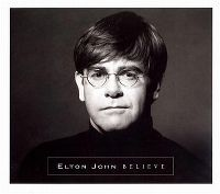 Cover Elton John - Believe