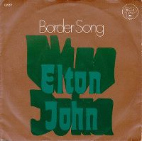 Cover Elton John - Border Song