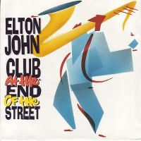 Cover Elton John - Club At The End Of The Street