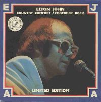 Cover Elton John - Country Comfort