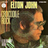 Cover Elton John - Crocodile Rock