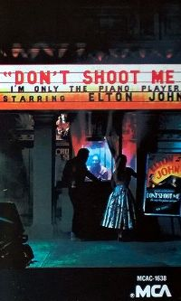 Cover Elton John - Don't Shoot Me I'm Only The Piano Player