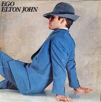 Cover Elton John - Ego