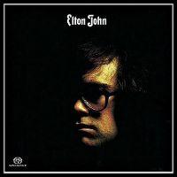 Cover Elton John - Elton John