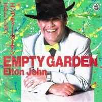 Cover Elton John - Empty Garden
