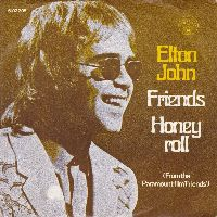 Cover Elton John - Friends