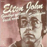 Cover Elton John - Goodbye Yellow Brick Road
