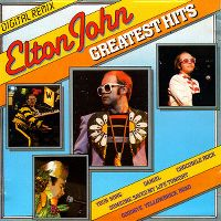 Cover Elton John - Greatest Hits (Digital Remix)
