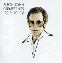 Cover Elton John - Greatest Hits 1970-2002