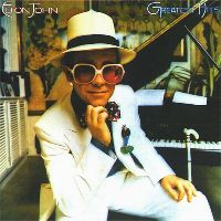 Cover Elton John - Greatest Hits