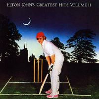 Cover Elton John - Greatest Hits Volume II