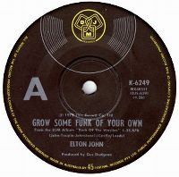 Cover Elton John - Grow Some Funk Of Your Own