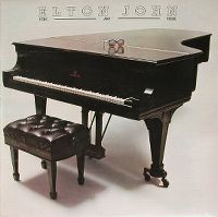 Cover Elton John - Here And There