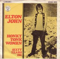 Cover Elton John - Honky Tonk Women