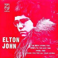 Cover Elton John - I've Been Loving You