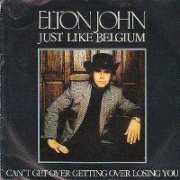Cover Elton John - Just Like Belgium