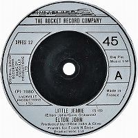 Cover Elton John - Little Jeanie