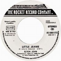 Cover Elton John - Little Jeanie