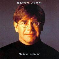 Cover Elton John - Made In England