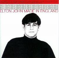 Cover Elton John - Made In England