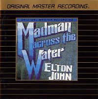 Cover Elton John - Madman Across The Water