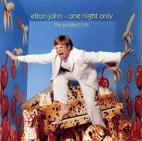 Cover Elton John - One Night Only - The Greatest Hits
