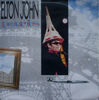 Cover Elton John - Paris