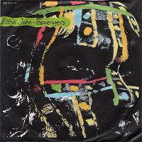 Cover Elton John - Passengers