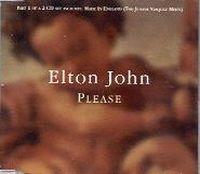 Cover Elton John - Please