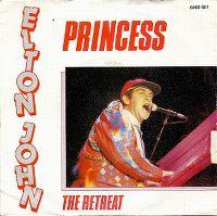 Cover Elton John - Princess