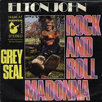 Cover Elton John - Rock And Roll Madonna