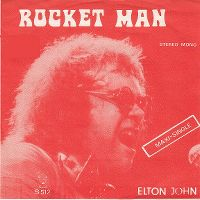 Cover Elton John - Rocket Man (I Think It's Going To Be A Long Long Time)