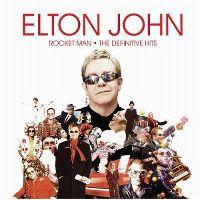 Cover Elton John - Rocket Man - The Definitive Hits
